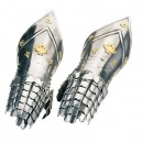 Deluxe Spanish Gauntlets with Articulated Fingers 16th Century