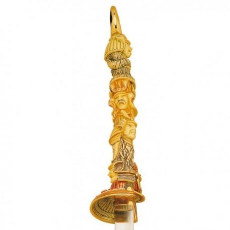 Tachi Samurai Sword of Gods Marto