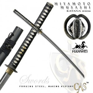 Hanwei Miyamoto Musashi Katana