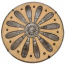 Conan the Barbarian Leather Round Shield