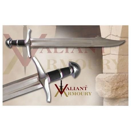 Medieval Falchion Sword