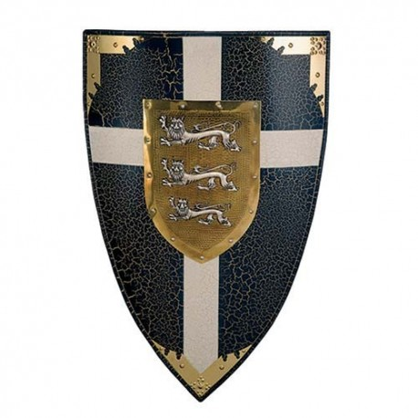 King Richard the Lionheart Colored Shield