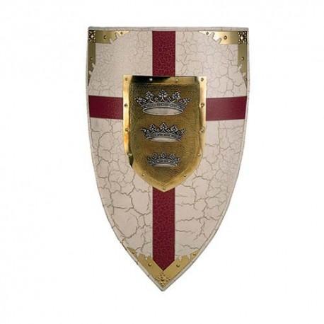 King Arthur Colored Shield