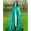 Fantasy Cloak Jade-Fantasy costumes
