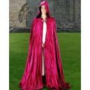 Fantasy Cloak Fuschia-Fantasy costumes