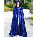 Fantasy Cloak Blue-Fantasy costume