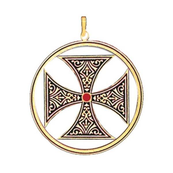 Templar cross pendant knights templar cross pendant mozeypictures Image collections