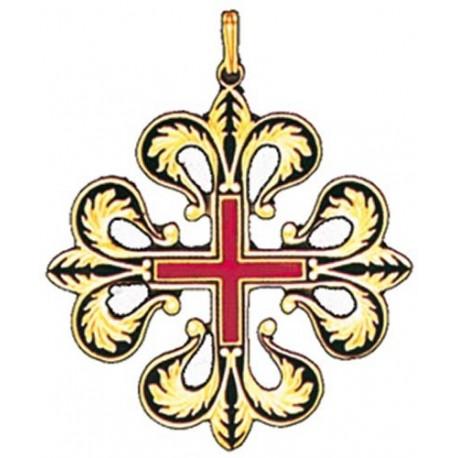 Knights Calatrava Cross Pendant