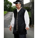 Captain De Lisle Vest-Pirate costumes