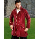 Captain England Pirate Coat-Pirate costumes