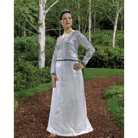 Princess Of Pearl Dress-Medieval dresses