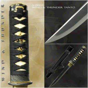 Hanwei Wind and Thunder Tanto SH5003