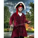 Blackbeard Pirate Coat-Pirate costume