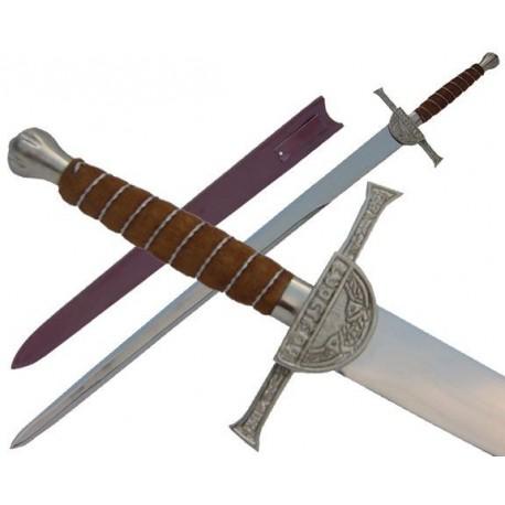 Highlander-Large MacLeod Broad Sword