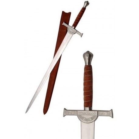 Highlander-Large MacLeod Sword