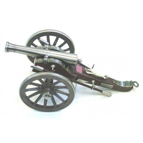 Large Confederate Civil War Cannon