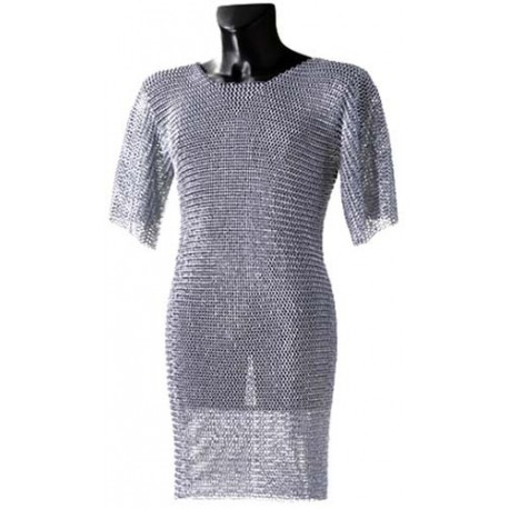 Chain Mail Hauberk (shirt)