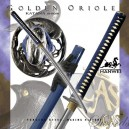 Hanwei Golden Oriole Samurai Sword Set
