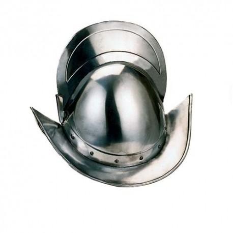 Spanish Round Morion Helmet