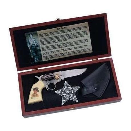 Billy the Kid Gun Knife Set