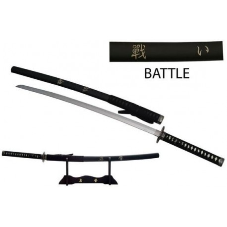 The Last Samurai Battle Sword