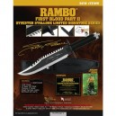 Rambo II Knife Signature Edition