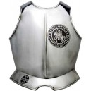 Templar Knight Armor Breastplate with Templar Seal