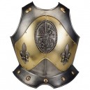 Castilla and Leon Breastplate with Fleur de Lys