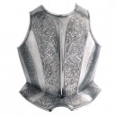 Engraved Spanish Breastplate
