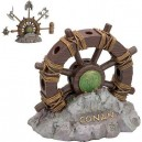 Wheel of Pain Display Stand for Miniature Conan the Barbarian Weapon