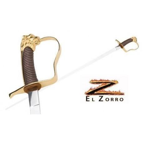 Zorro sword-Saber of Elena Montero