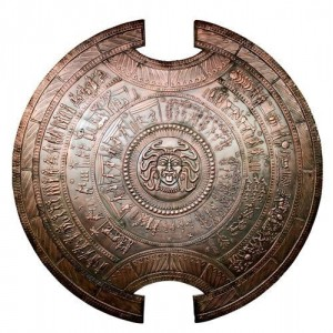 Alexander the Great Round Shield by Marto