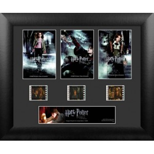 Harry Potter and the Goblet of Fire Film Cells Trio