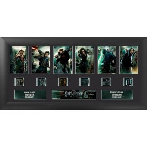 Harry Potter and the Deathly Hallows Part 2 Deluxe Film Cells