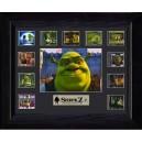 Shrek 2 Mini Film Cell Montage-Shrek Collectibles
