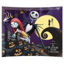 The Nightmare Before Christmas Jack and Sally Fantasy Print