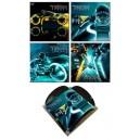 Tron Legacy Coaster Collection