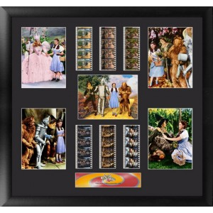 The Wizard of Oz Film Strip montage Film Cell