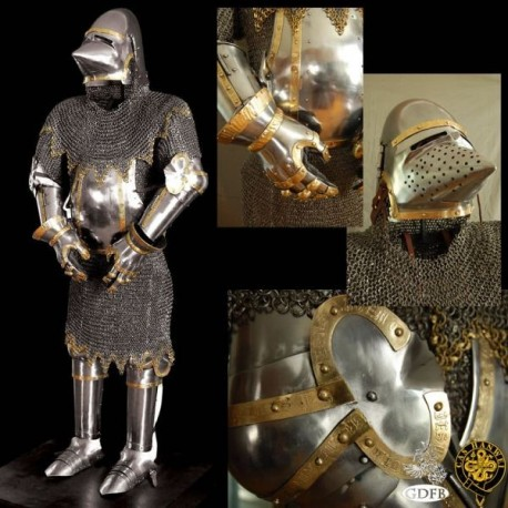 Churburg Suit of Armor