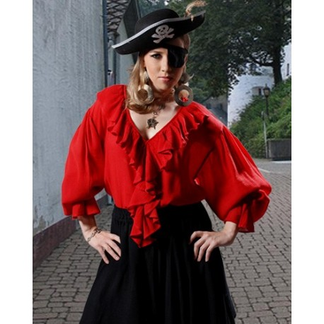 Barbarossa Woman Pirate Blouse