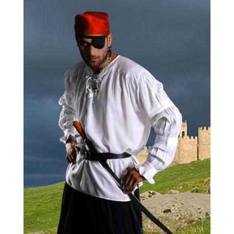 Red Beard Pirate Shirt