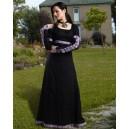Medieval Dress Black