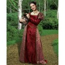 Hildegard Princess Medieval Dress