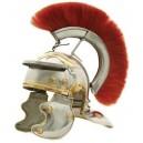 Roman Centurion Helmet Red