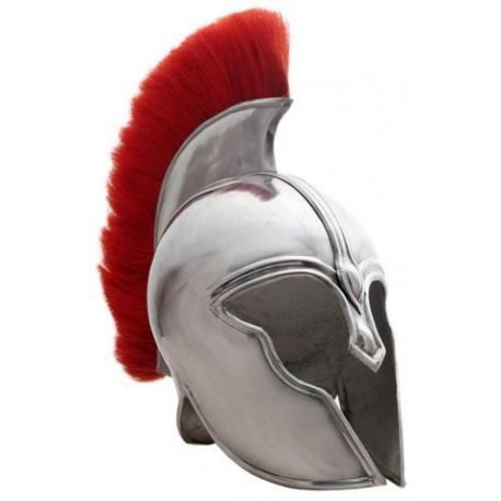 how to make a trojan helmet