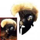 Royal Greek Helmet