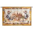 Toledo Spain Medieval Tapestry (large)