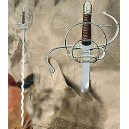 Flamberge Rapier Sword