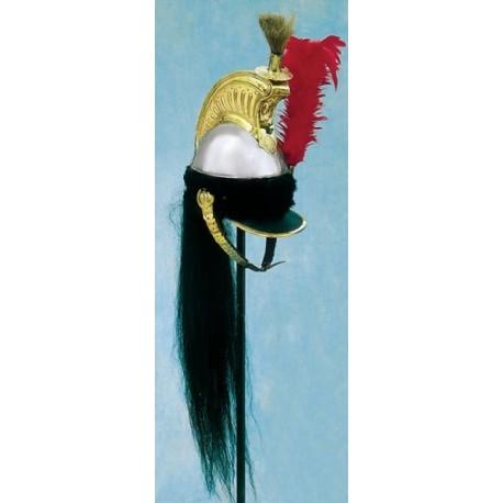 French Napoleonic Cuirassier Helmet