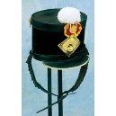 French Infantry Officer Shako